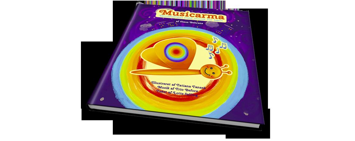 Musciarma bogen mindfulness med musik for børn