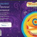 Musicarma bogomslag forside og bagside