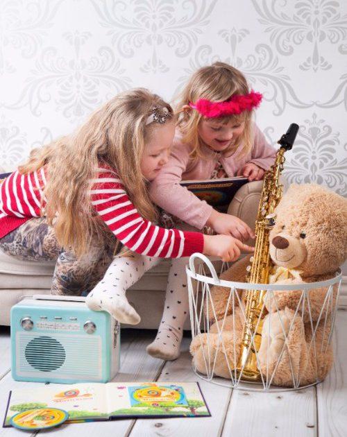Musicarma workshops for skoler, børnehaver og vuggestuer