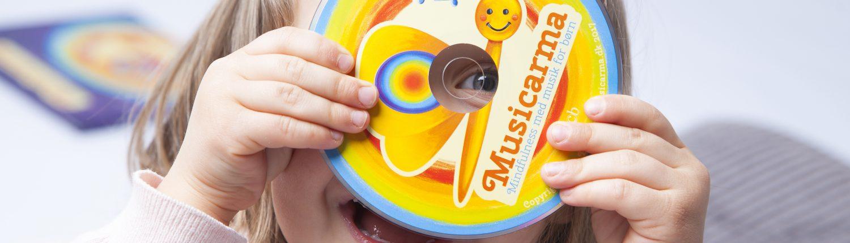 CDen fra Musicarma bogen
